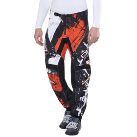 ONeal Element Pants Men SHOCKER black/orange